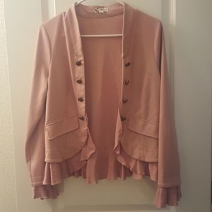 About a girl long sleeve cardigan